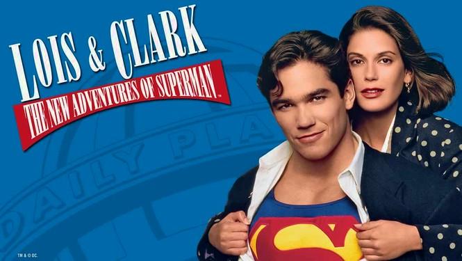 Retro Review Lois Amp Clark The New Adventures Of