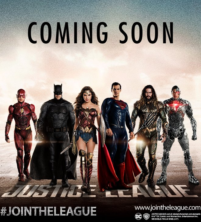 New Justice League Promo Image Heralds The Return Of Superman