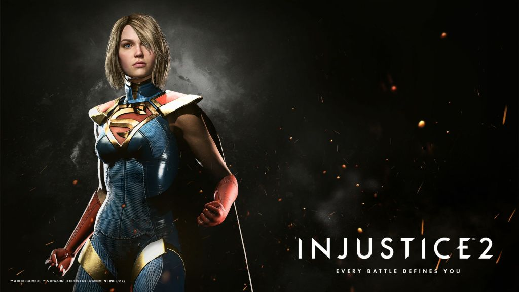 """Injustice 2 Superman Hd Games 4k Wallpapers Images: Official """"Injustice 2"""" Wallpapers"""