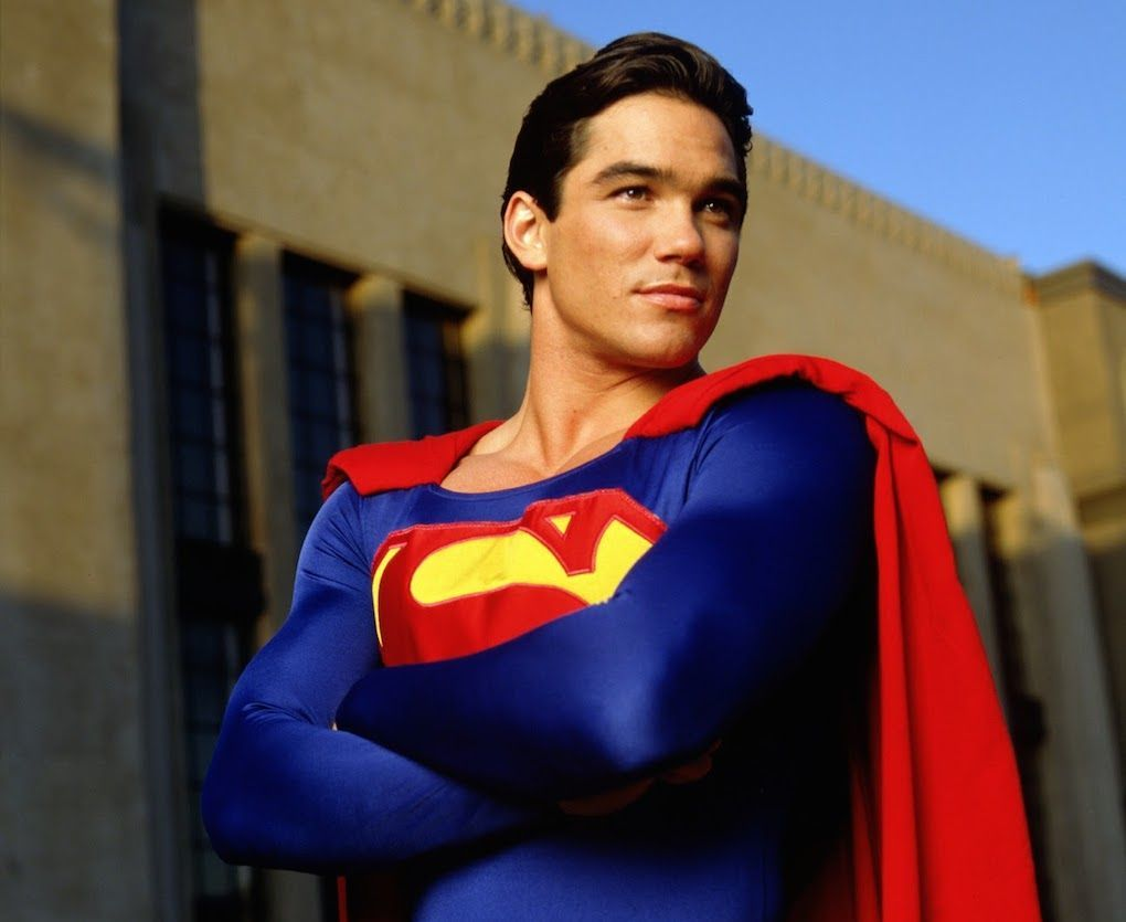 Dean Cain as Superman