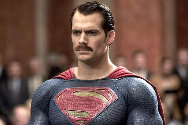 Henry Cavill Has Hilarious Response to Mustache Hullabaloo