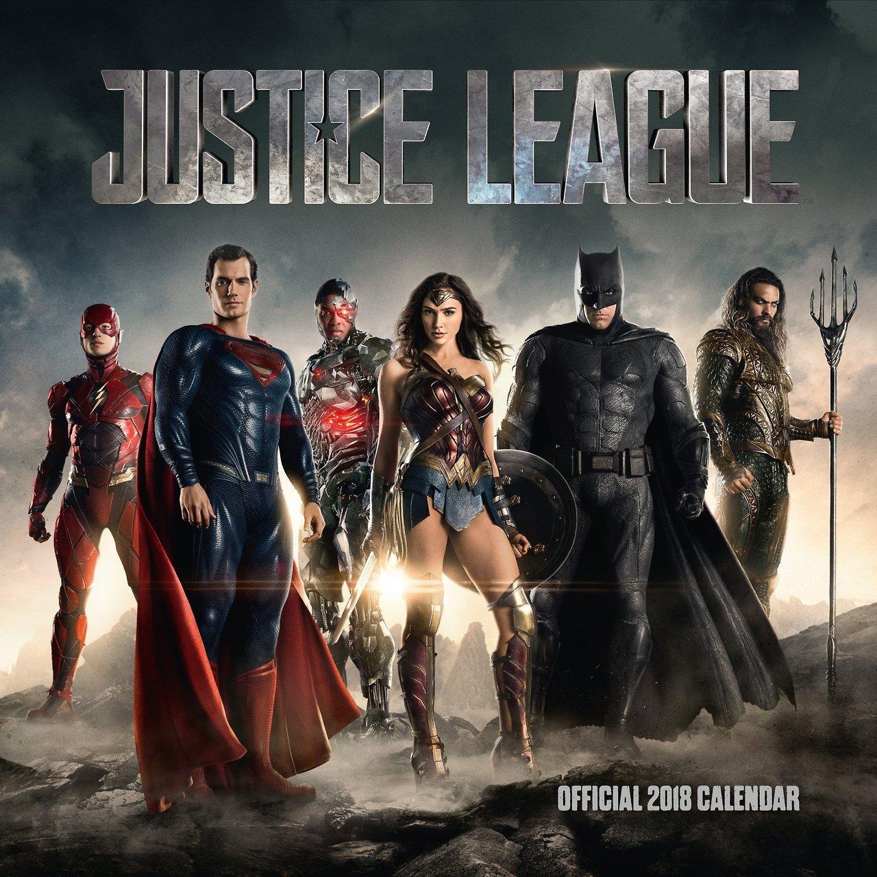 the justice league 2018 trailer