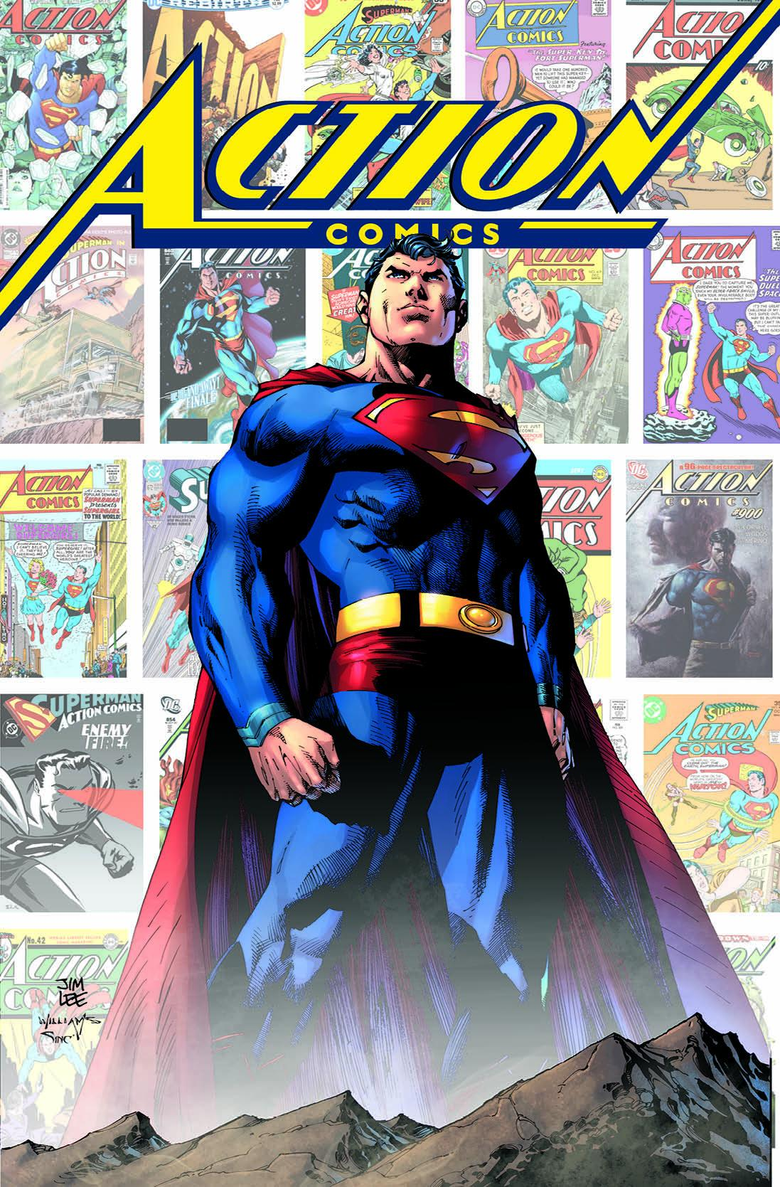 action comics number 1 pdf
