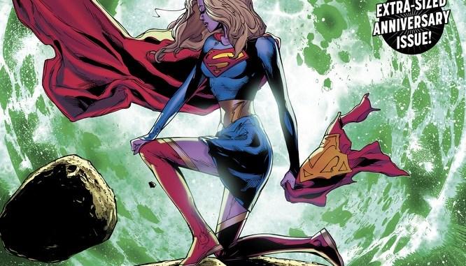 Supergirl #25
