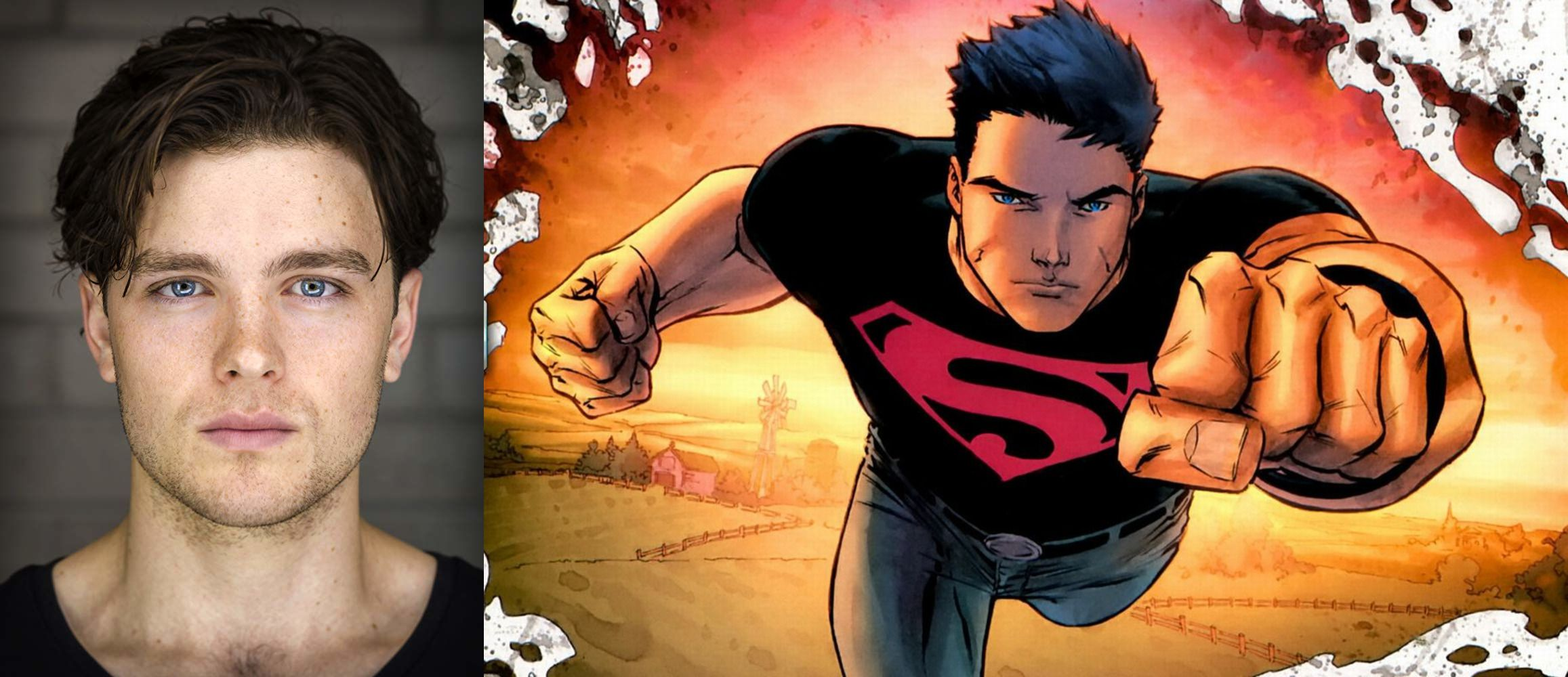 Superboy Cast For Season 2 Of Titans Superman Homepage Conner kent is coming to @dcutitans. superboy cast for season 2 of titans