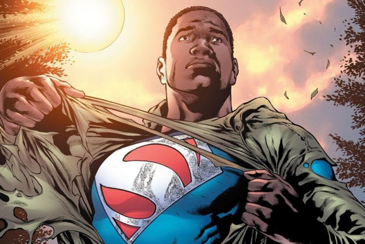 calvin ellis as new black superman