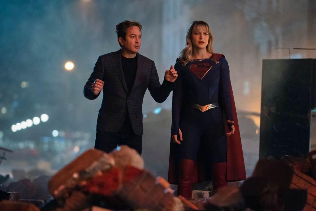 """S05E13 SuperLife10 - Thomas Lennon regresa como Mxyzptlk para """"Supergirl"""""""