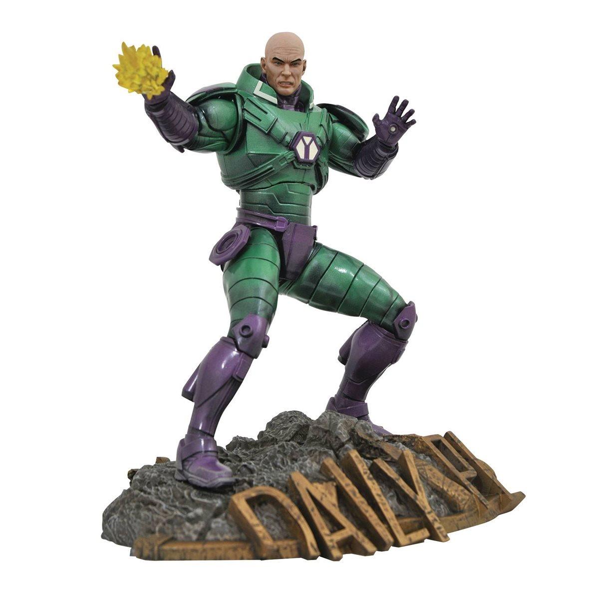 DC Comic Gallery Lex Luthor Statue