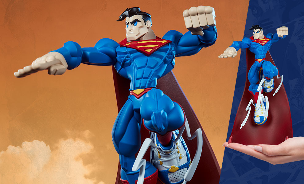 Superman Designer Collectible Toy by Unruly Industries