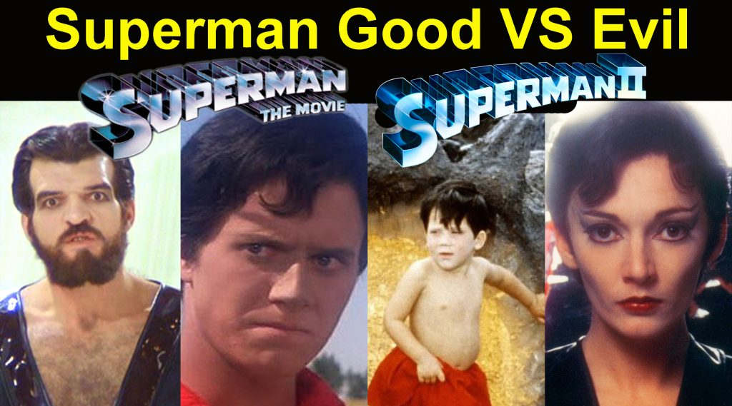 Superman - Good vs. Evil
