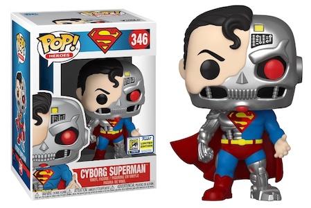 funko cyborgsup2 - Funko de Cyborg Superman de la SDCC online 2020