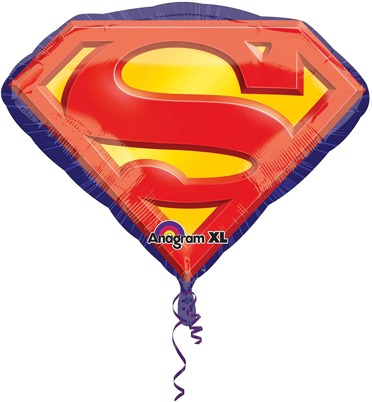 Superman Foil Balloons