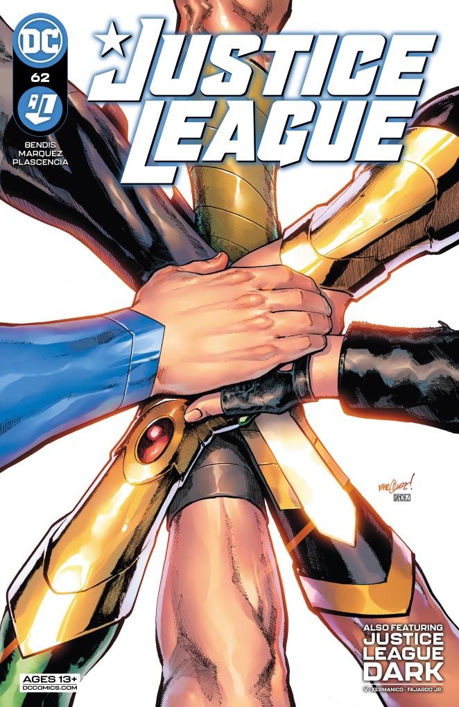 Justice League #62