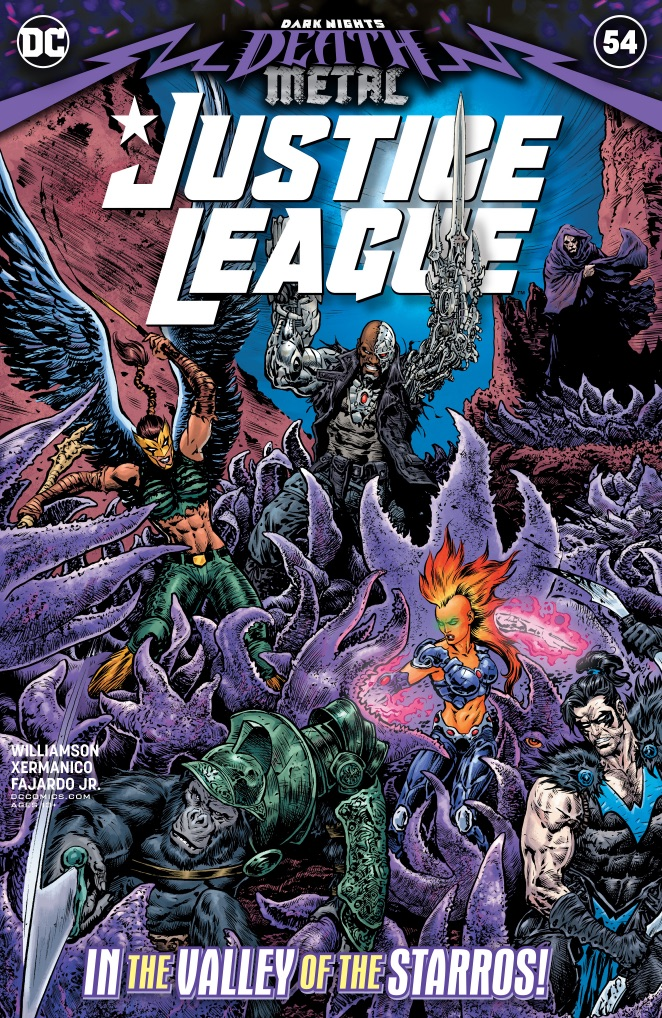 Mild Mannered Reviews Justice League 54 Superman Homepage