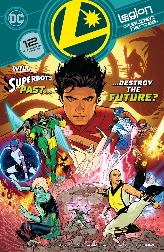 Legion of Super-Heroes #12