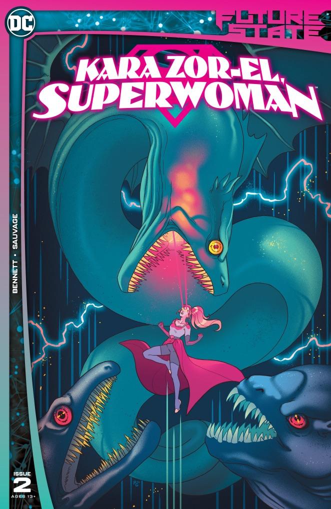 Future State: Kara Zor-El, Superwoman #2