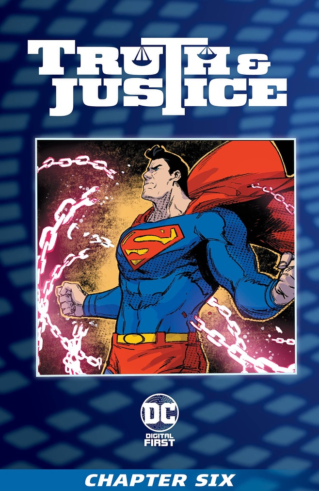 Truth & Justice #6 Review - The Aspiring Kryptonian