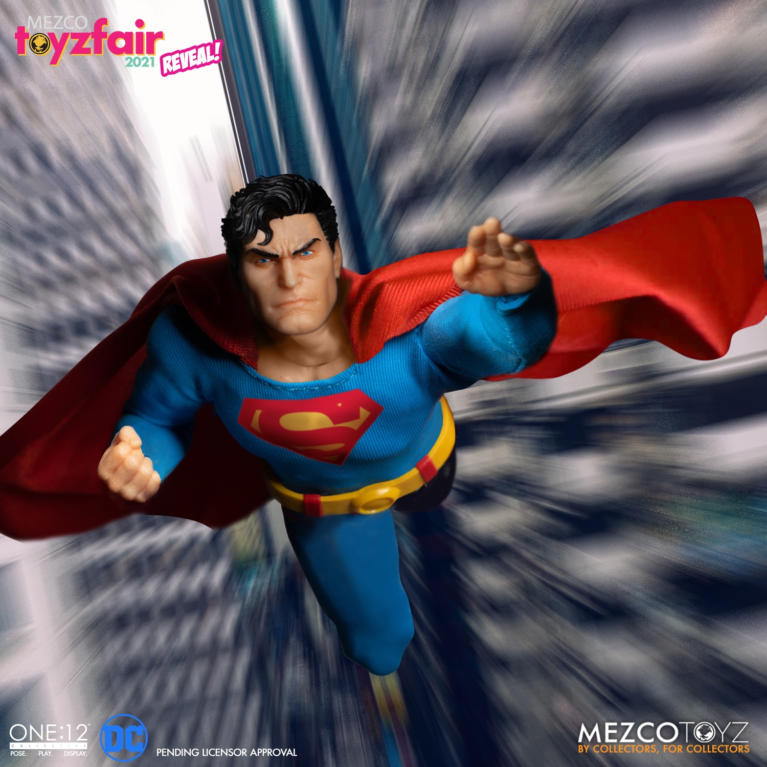 Mezco Superman One:12 Collective Figure