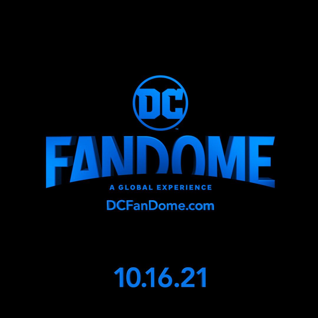 DC FanDome 2021