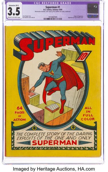 Superman01-Auction2021