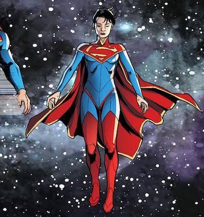 Sasha Calle Flies as Supergirl in Footage from London – Superman Homepage