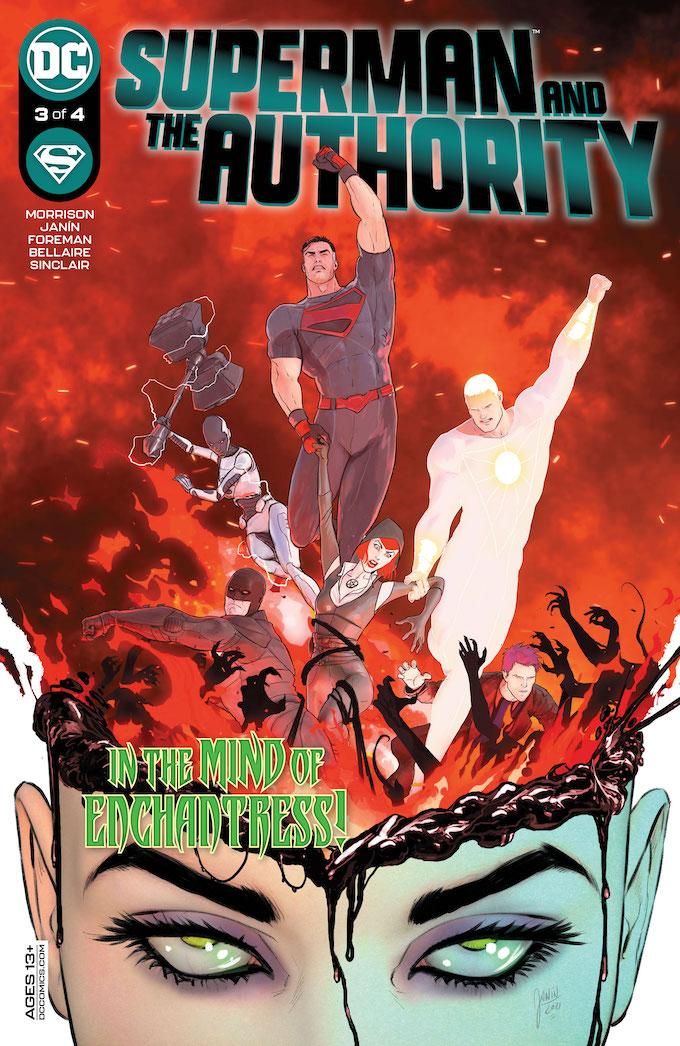 Superman & The Authority #3