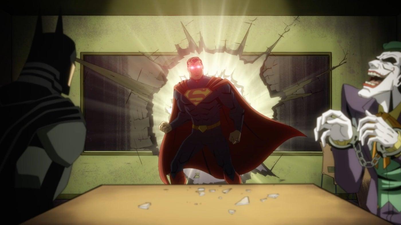 Angry Superman