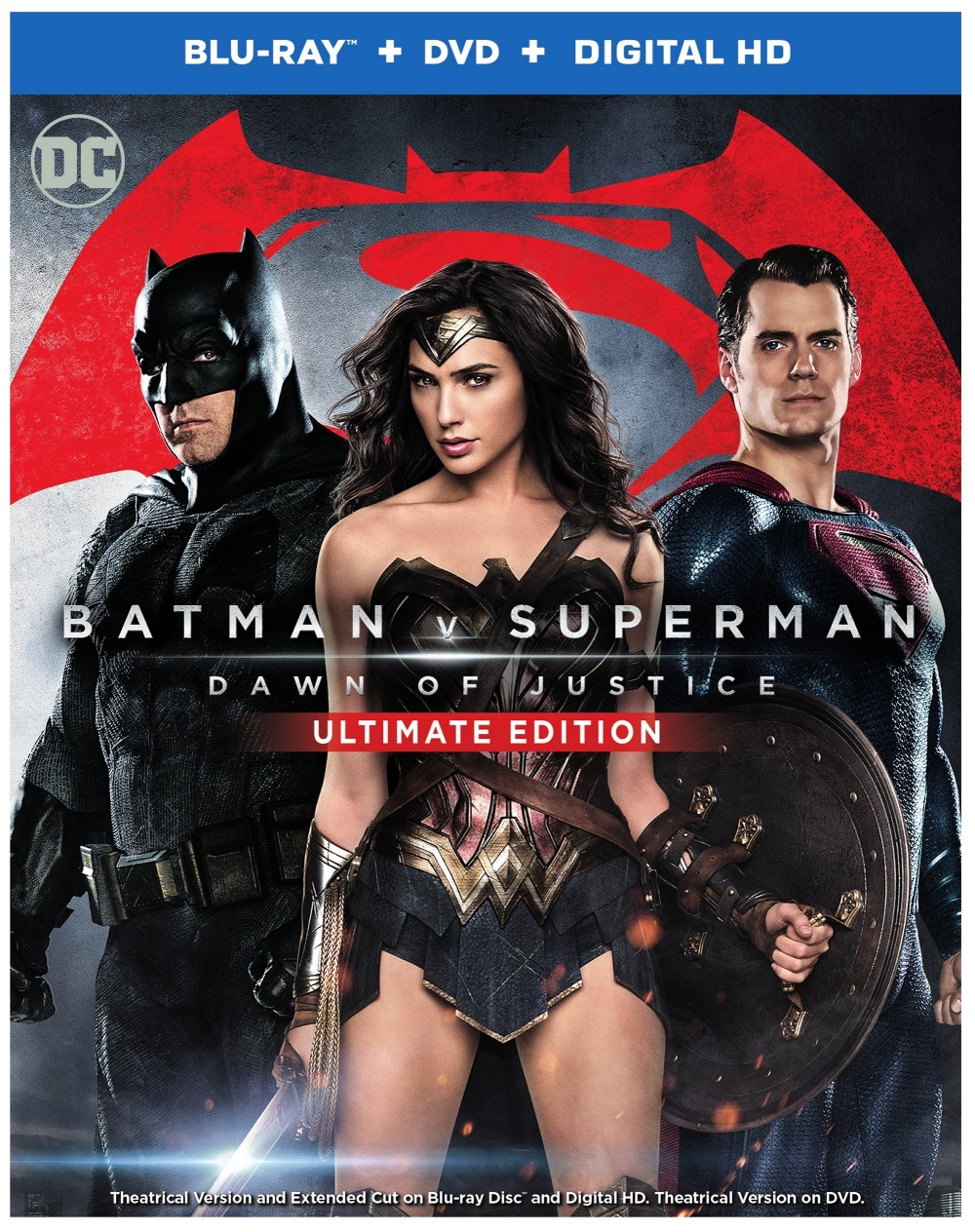 """Batman v Superman"" Ultimate Edition"