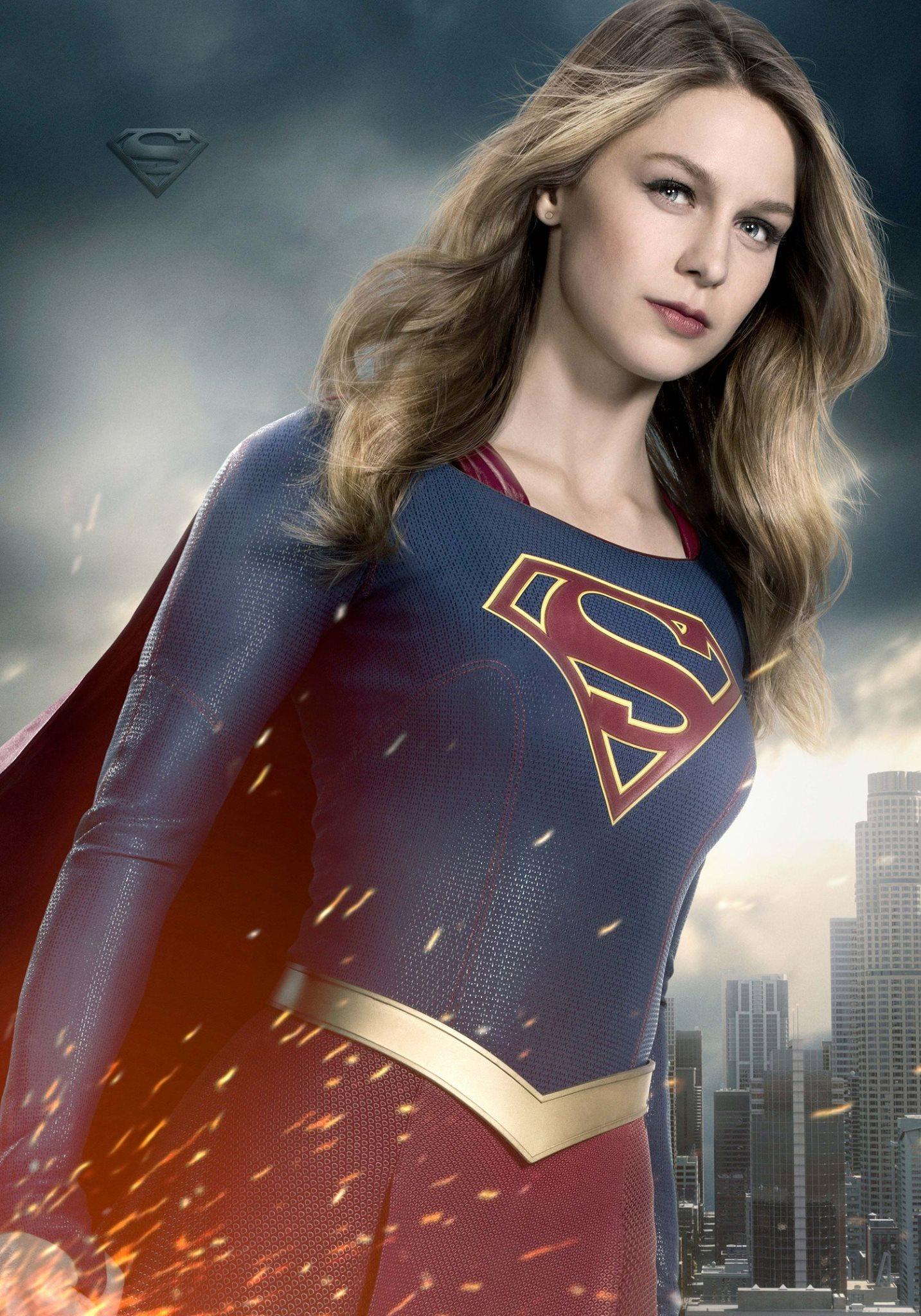 november 2 2016 supergirl season 2 character posters
