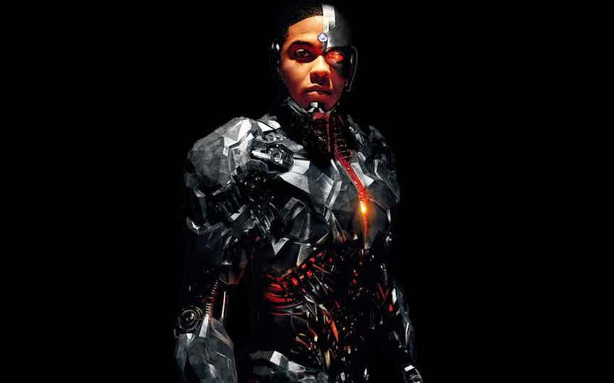 Cyborg-JLA
