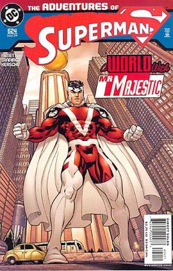 Image result for mister majestic dc