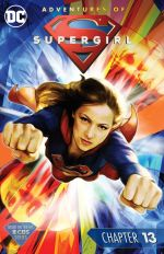 Adventures of Supergirl - Chapter #13