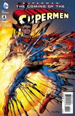 Superman: Coming of the Supermen #4