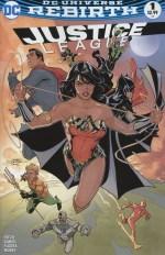 Justice League #1
