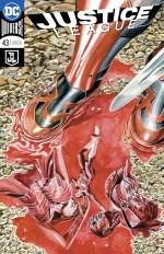 Justice League #43
