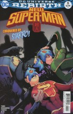 New Super-Man #5