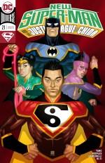 New Super-Man #21