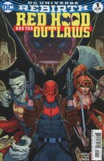 Red Hood & The Outlaws #2