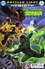 Hal Jordan and the Green Lantern Corps #9