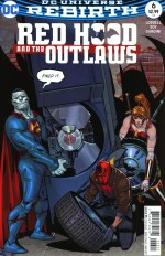 Red Hood & The Outlaws #6