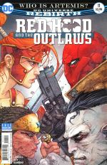 Red Hood & The Outlaws #11