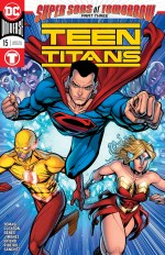 Teen Titans #15