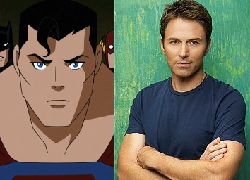 Image result for TIM DALY As superman