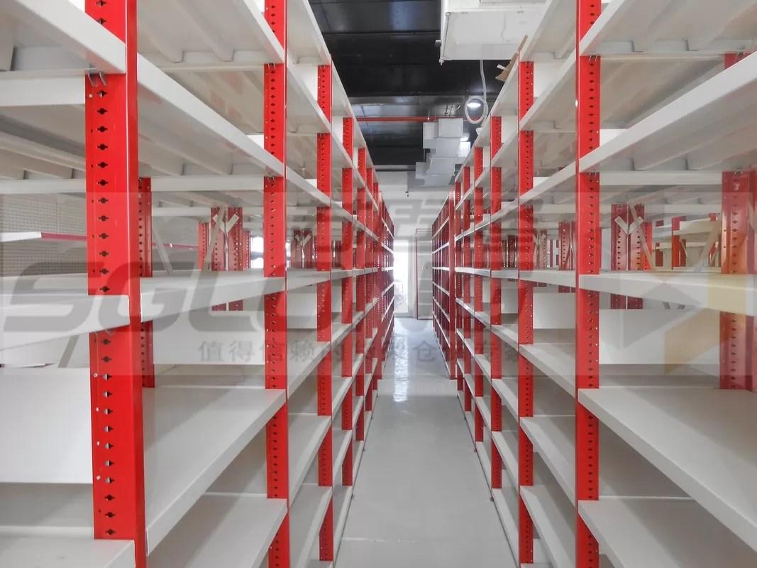 Large Scale Shopping Malls Supermarket Display Racks