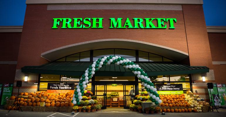 W Fresh D Market