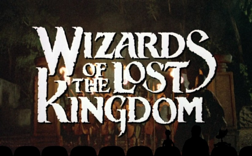 "Mystery Science Theater 3000: The Return ""Wizards of the Lost Kingdom"""