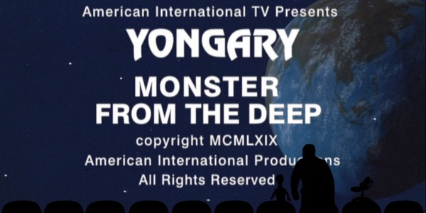 """MST3KEp9Yongary - Mystery Science Theater 3000 The Return (S01E09) """"Yongary"""""""