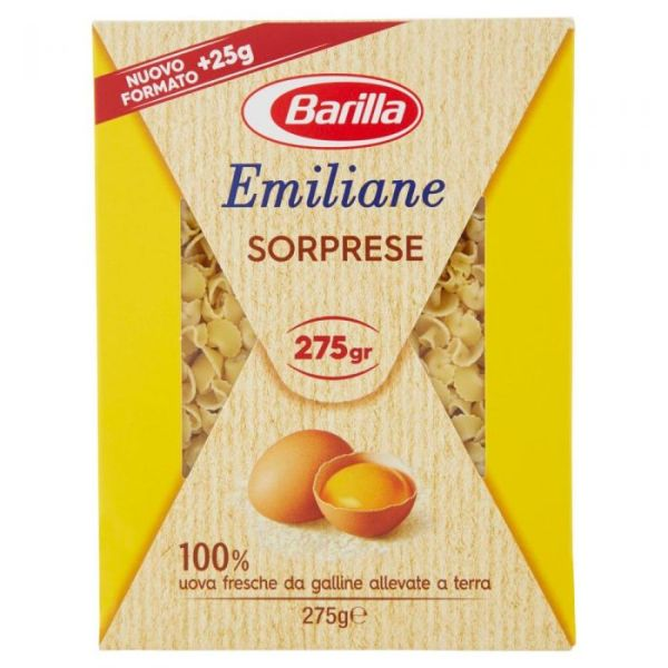 sorprese all'uovo Barilla