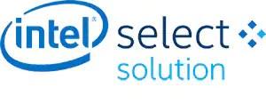 Intel Select çözüm logosu