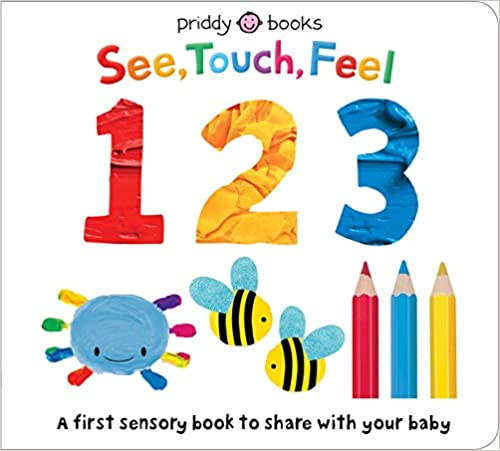 Numbers Sensory Book - Superminds Autism Therapy